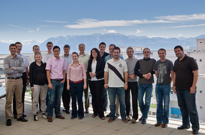 Group photo of all participants of the second project meeting